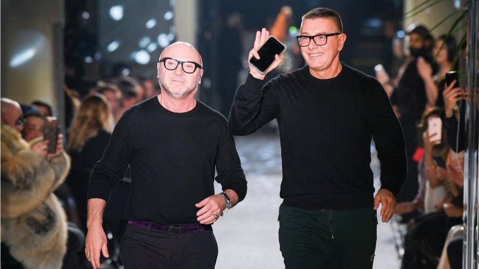 Dolce & Gabbana cancels fashion show over 'racist' ads