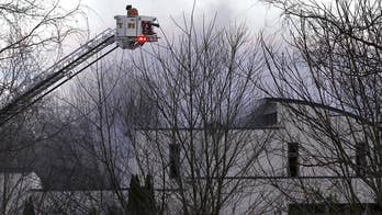 New Jersey mansion fire: Brother was spotted by neighbor half hour before blaze; community mourns slain family