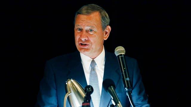 Chief justice rebukes Trump for slamming Ninth Circuit