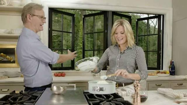 Martha MacCallum shares her family's Thanksgiving traditions