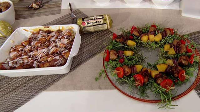 How to make crowd-pleasing side dishes for Thanksgiving