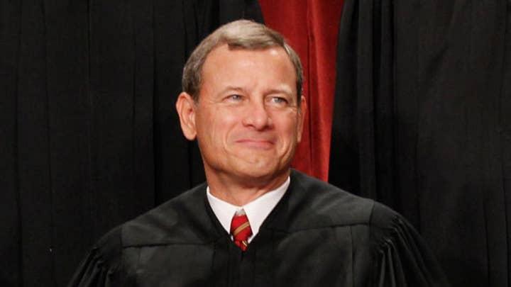 Chief Justice Roberts rebukes Trump's 'Obama judges' remark