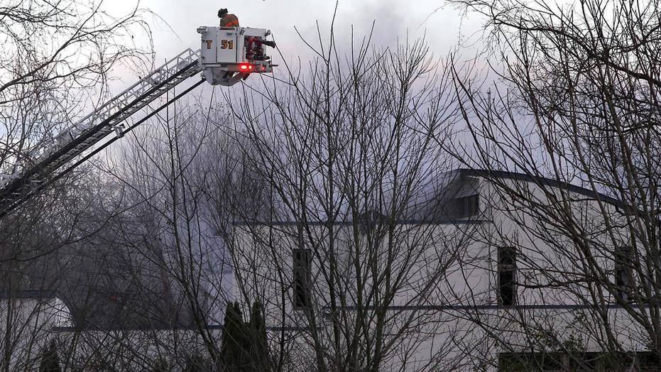 Police investigate quadruple homicide at New Jersey mansion