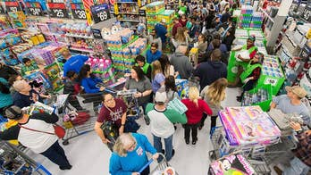 Black Friday shoppers hit stores for blockbuster deals