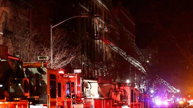 'Fox & Friends' viewers help Bronx fire victims