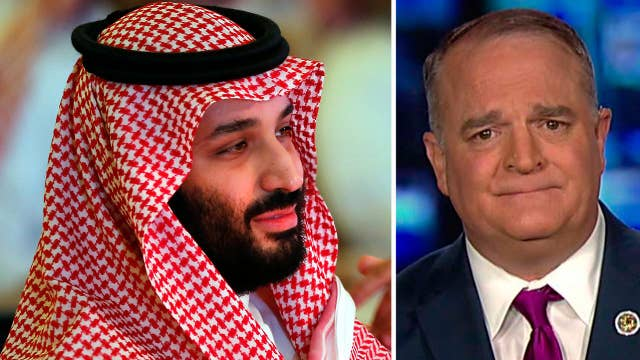 Lt. Col. Davis: Saudis acting against US interests, values