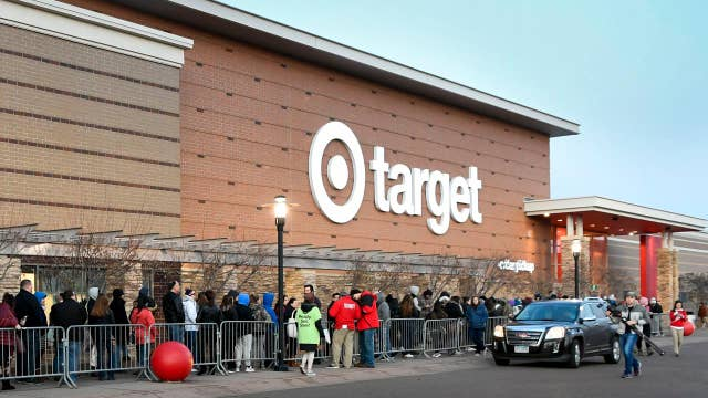 Black Friday protest at Chicago Target