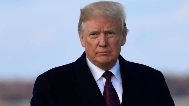 Trump demands bipartisan effort to tackle border security