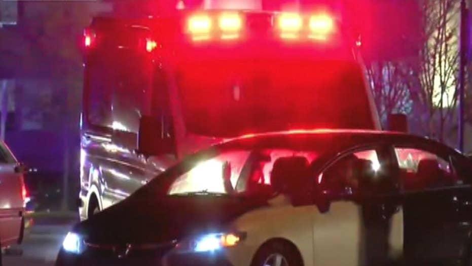 2 hurt in Alabama mall shooting, gunman shot dead