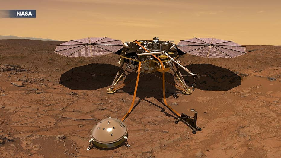 NASA readies for another risky Mars landing
