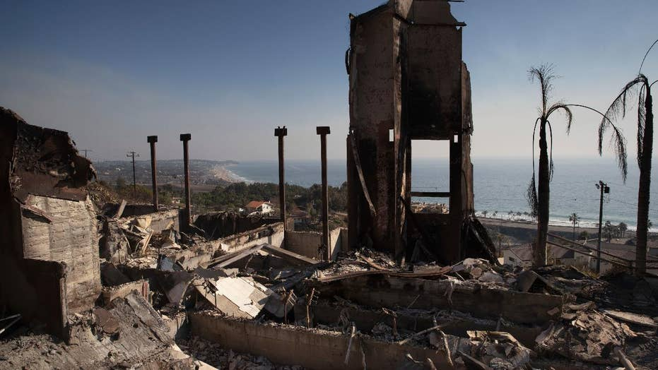 Caring for wildfire survivors' emotional, spiritual needs