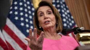 Pelosi's political power put to test: Would-be speaker navigates storm of restless Dems