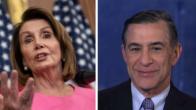 Issa warns Democrats about issuing 'onslaught of subpoenas'