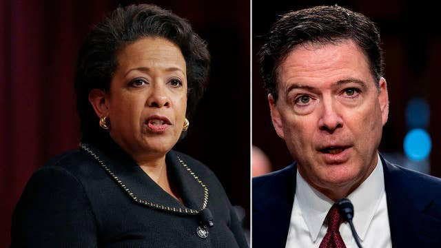 Can House Republicans learn anything new from Comey, Lynch?