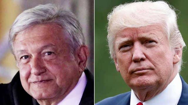 Report: US-Mexico reach deal on asylum overhaul