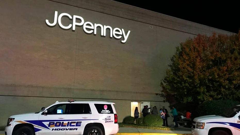 Shooting in Alabama shopping mall