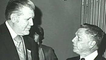 Eric Shawn exclusive: Riddle, the search for James R. Hoffa