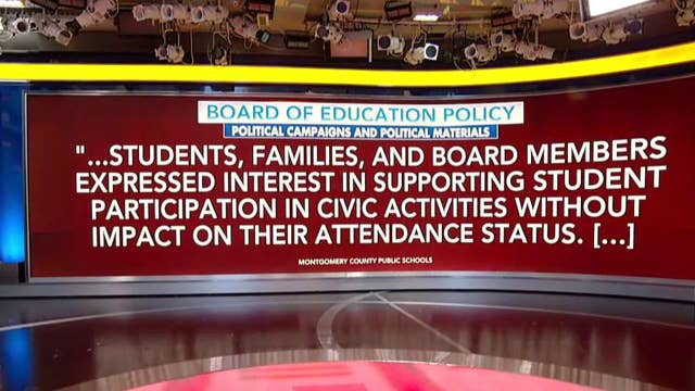 School district weighs letting kids cut class to protest