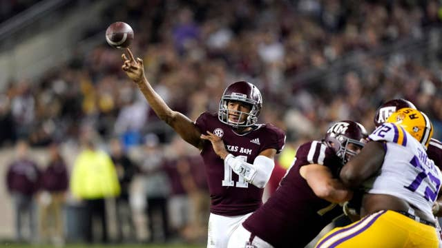 Texas A&M, LSU play 7 overtimes