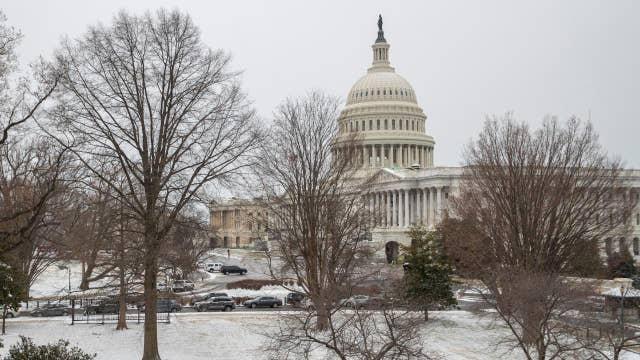Another shutdown showdown looming in Washington