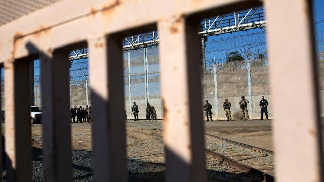 San Ysidro border crossing shut down