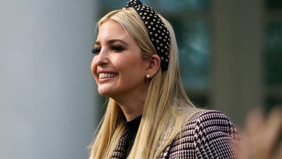 Covering Ivanka's email flap