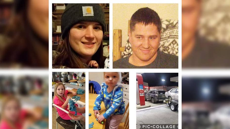 Bodies of missing Air Force family found in Montana