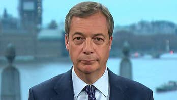 Nigel Farage: May's Brexit deal the worst deal in history