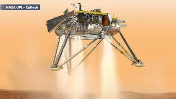 InSight probe's mission to Mars hinges on final 7 minutes