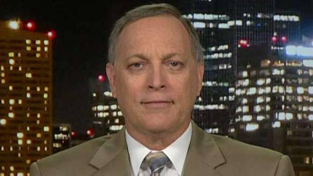 Rep. Biggs: Some leaders have let us down on border wall