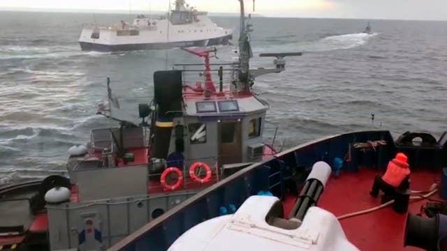 UN calls emergency meeting after Russia seizes Ukraine ships