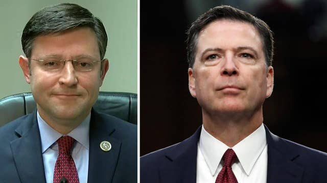Rep. Johnson: We have to have Comey under oath