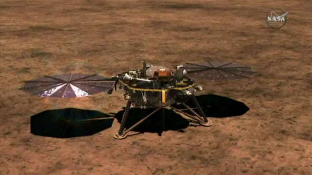 What NASA hopes to learn from InSight mission to Mars
