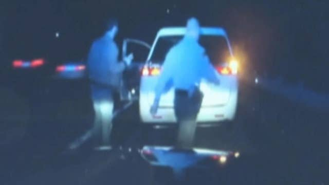 Trooper helps deliver baby after pulling over speeding van
