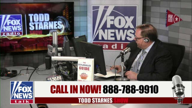 Todd Starnes and Rep. Andy Biggs