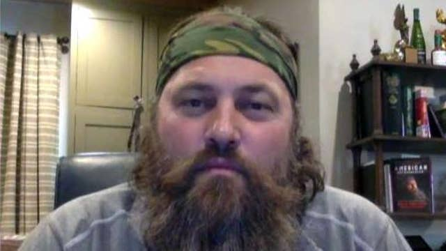 Willie Robertson on his new book 'American Entrepreneur'