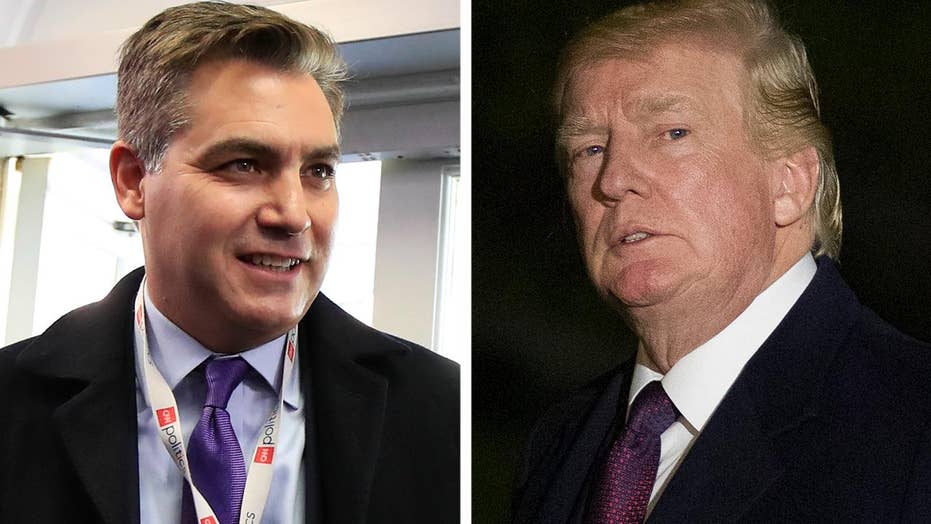CNN, Trump end Acosta battle