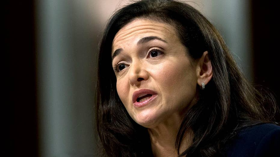 Sheryl Sandberg drops denial