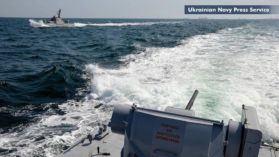 Ukraine demands release of sailors in Russian custody