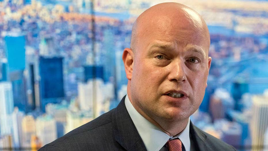 Mukasey: Whitaker AG appointment is lawful, constitutional