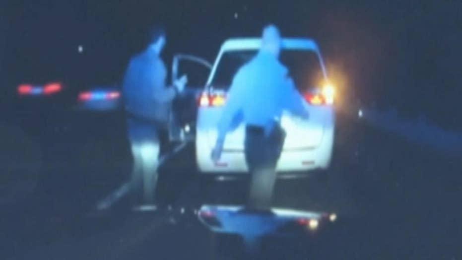 Trooper helps deliver baby after pulling over speeding van