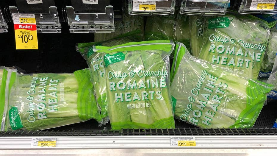 FDA believes market has been purged of contaminated romaine