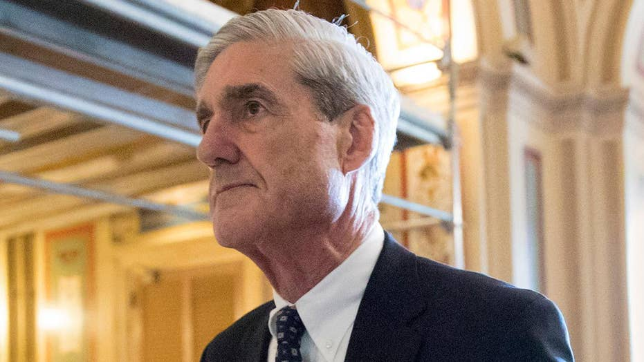 Anticipation building ahead of final Mueller report