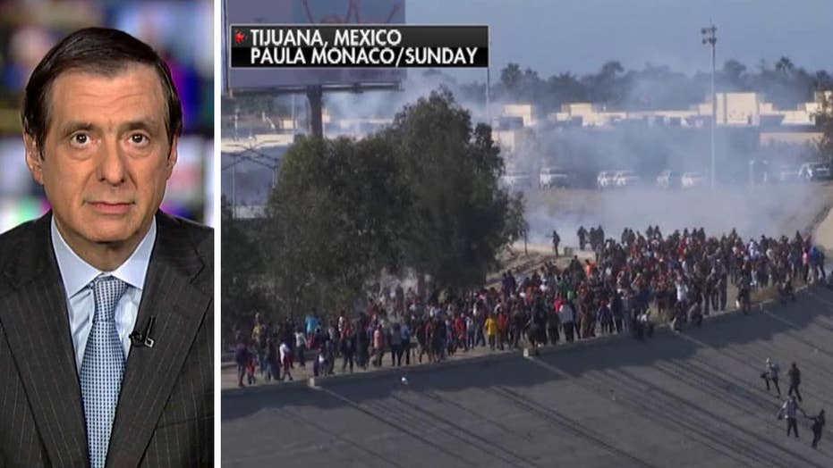 Kurtz: Migrant threat can be both politicized and real
