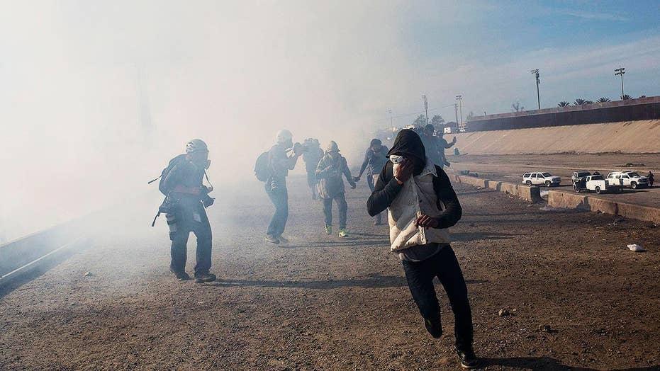 Image result for GERALDO RIVERA: Migrants at our border deserve our kindness