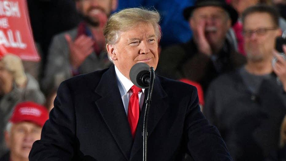 Trump: We need every last Republican vote in Senate