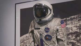 Extremely rare Gemini spacesuit up for auction