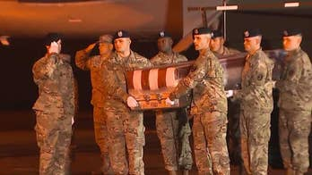 Roadside blast in Afghanistan kills 3 US troops