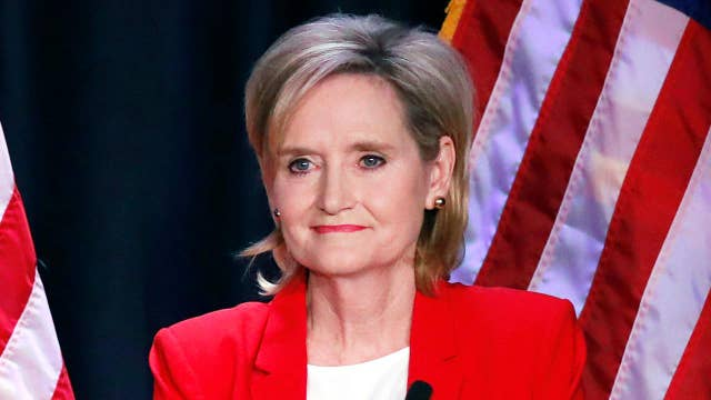Hyde-Smith under fire for 'public hanging' comments