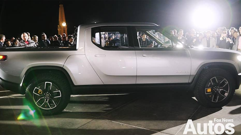Trucks For Sale In Michigan >> The Rivian R1T is the American-made electric pickup of the ...